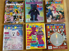 Rare - Lot of 6 MARY BETH'S BEANIE WORLD MAGAZINE - 1998 1999 incl Premiere
