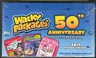 2017 Topps Wacky Packages 50th Anniversary Collector's Edition Sealed Box