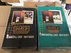 1990-91 Skybox Series 1 AND Series 2 Basketball Factory Sealed 36 CT Boxes