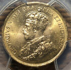1914 $10 Canada Gold Canadian Gold Reserve PCGS MS 64