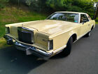 1977 Lincoln Continental  Mark for $5800 dollars