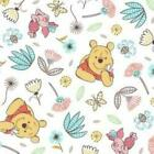 Pooh and Piglet Winnie the Pooh Fabric