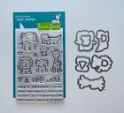 Lawn Fawn Clear Stamps  Die Cuts Wild For You