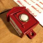 Vintage Style Fire Alarm Doorbell Gamewell Box Style w BELL Stickers