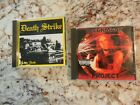 PAUL SPECKMANN PROJECT & DEATH STRIKE F**kin' Deadly CD made in GERMANY Master