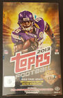 Topps Football Hobby Box 2013 nfl 1 auto Or RELIC Per Box 360 Cards Per Box