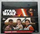 Topps Star Wars Force Awakens Series 1 Special Hobby Edition Box Sealed