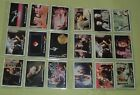lot of 18 diff 1976 star trek cards ex+