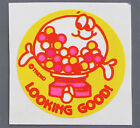 Vintage TREND Matte Scratch and Sniff Stinky Stickers GUMBALLS