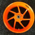 2020 BMW S1000RR OEM Back Rear Forged Wheels M Package Orange K67 20 2019 19