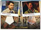 2016 Cryptozoic Supernatural Seasons 4-6 Trading Cards - Review Added 20