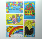 Vintage CTP Creative Teaching Press Scratch N Sniff Stickers Award Certificates