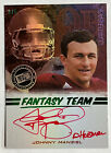 Johnny Manziel Cards, Rookie Cards, Key Early Cards and Autographed Memorabilia Guide 125