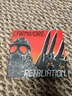 Carnivore -Retaliation Limited Edition to 2000 Gold Disc Excellent Rare metal CD