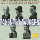 TALENTED TALKERS' - FAVOURITE MONOLOGUES   *CD ALBUM*  ARTHUR MARSHALL/MAX BACON