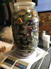 Over 1000 bottle caps used