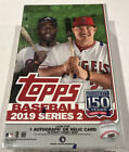 2019 Topps Series 2 Hobby Box Factory Sealed Baseball Cards! Hot RC Possible MLB