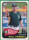 See All the Will Ferrell Cards in 2015 Topps Archives Baseball 25