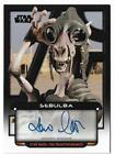 2017 Topps Star Wars Galactic Files Reborn Trading Cards 12