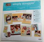 NEW Stampin Up Simply Scrappin FRIENDS  FLOWERS Exclusive Scrapbooking Kit