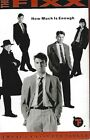 1991 HTF POP ROCK CASSETTE SINGLE: THE FIXX - HOW MUCH IS ENOUGH (IMPACT)