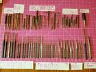 VtgHUGE MIXED LOT 70 PIN PUNCHES  CENTER PUNCHES PROTO LSSTARRETT LUFKIN