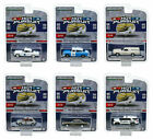 HOT PURSUIT SERIES 34 SET OF 6 POLICE CARS 1 64 DIECAST BY GREENLIGHT 42910