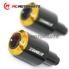 Logo Engraved Bar Ends Sliders For Ducati Scrambler Classic Sixty2 15-18 17 16
