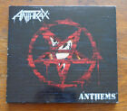 Anthrax – Anthems CD AC/DC Cover Megaforce Records