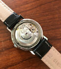 Certina 27 jewels Automatic 25-651 Vintage Swiss Stainless Steel - Serviced!