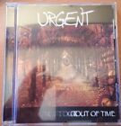 Urgent - Out of Time (CD) PROGRESSIVE METAL