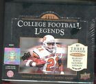 2011 Upper Deck College Football Legends Sealed Hobby Box - 3 Autograph Autos