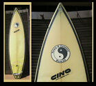 Surfboard Town  Country Hawaii 66 1814 2 Fins Vintage Cino San Diego