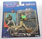 Jose Canseco Oakland A's Kenner Starting Lineup MLB SLU 1998 Action Figure