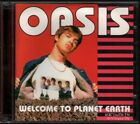 Oasis - Welcome To Planet Earth, Knebworth 10/08/96 - Double CD - Liam Gallagher
