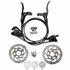 NEW Shimano BR BL M315 MTB Hydraulic Disc Brakes Set Pre Filled with 160mm Rotor