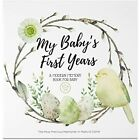 Baby First 5 Years Memory Book Journal 90 Pages Hardcover Keepsake Milestone