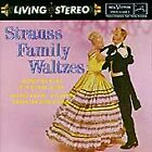 Strauss Family Waltzes By Fiedler (CD) W or W/O CASE EXPEDITED WITH CASE
