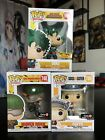 Anime Funko Pop Exclusive Lot My Hero Academia, One Punch Man, & Soul Eater