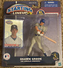 Starting Lineup 2 Hasbro Shawn Green Los Angeles Dodgers 2001 Free Shipping