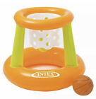 Intex Game Pool Toy Float Time Floating Hoops Basketball Hoop For Ages 3+ Years