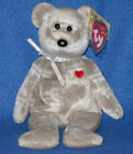 TY GRAY SHOOTING STAR BEANIE BABY - UK EXCLUSIVE - MINT with MINT TAG