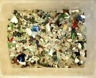 Huge 23+ Pound Beach Glass Lot Surf Tumbled Lake Erie Hand Collected