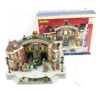 Lemax Village Collection A Christmas Carol Play 45734 by Lemax AS IS