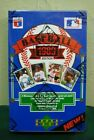 1989 Upper Deck Baseball Low # Foil Wax Hobby Box 36 Sealed Packs BBCE WRAPPED!!