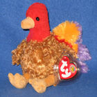 TY STUFFINGS the THANKSGIVING TURKEY BEANIE - BBOM - MINT with MINT TAGS