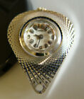 CARAVELLE Swiss Made Pendant watch Ornate 7 Jewel 6UA for repair or steampunk