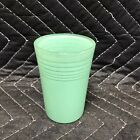 Vintage Fiestaware - Juice Tumbler - Green 3 1/2 inches tall - juice glass