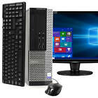 Build your own Dell OptiPlex Desktop with Intel i7 16GB RAM 512GB SSD 2TB HDD