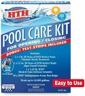 HTH All in One Pool Care Kit for Opening and Closing Swimming Pools